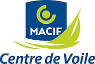 Logo Macif Centre de Voile