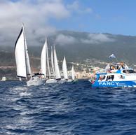 Depart du Rallye 2019 à La Palma