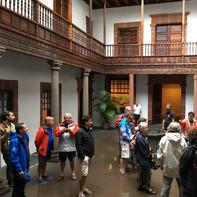 Visite culturelle de la Ville de La Palma, Canaries