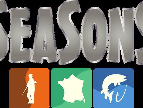 Seasons, partenaire presse 2016 !