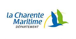 Logo Charente Maritime, partenaire Rallye des Iles du Soleil