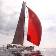 Pogo 12.50, Open-Sail, au départ