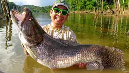 RYUSUKE HAYASHI, DE PASSAGE AU GRAND PAVOIS FISHING !