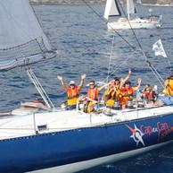 Kriter VIII - départ La Palma
