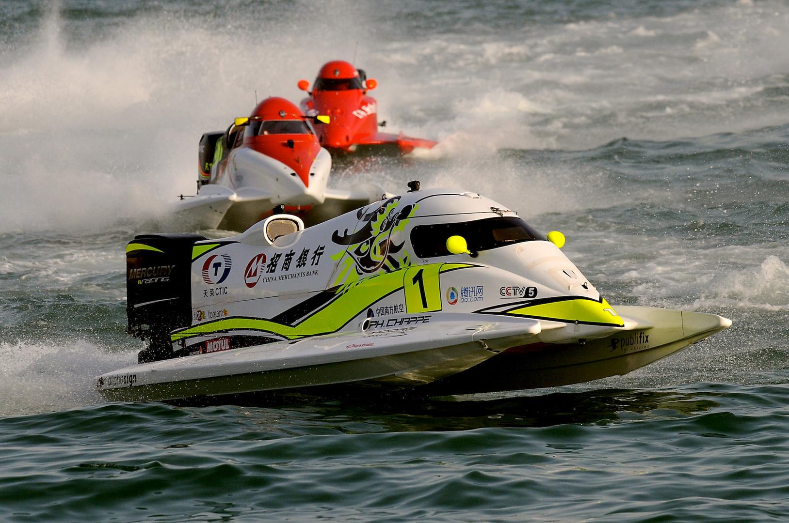 Formule 1 Inshore / Team Dessertenne