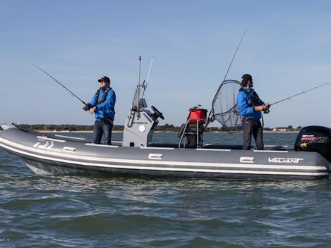 VALIANT ET MERCURY, PARTENAIRES OFFICIELS DU GRAND PAVOIS FISHING 2018 !