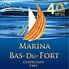 Logo Marina Bas du Fort, partenaire du Rallye des Iles du Soleil