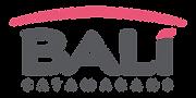 Logo Bali Catamarans, partenaire Rallye des Iles du Soleil