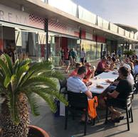 Petits déjeuners quotidiens à Marina La Palma