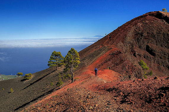 Montagnes et Mer, randonnée à la Palma, Iles Canaries