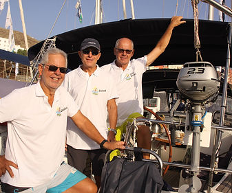 Equipage Ti'Punch, Beneteau Oceanis Clipper 423