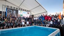 L'ÉQUIPAGE NOWE 3 DE GATIEN DÉZÉ, LAURENT DÉZÉ ET JULIEN BLEUZE , VAINQUEUR DU GRAND PAVOIS FISHING