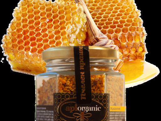 Пчелният прашец ни посипва със здраве
