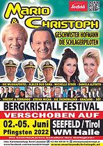 MuCH Bergkristall Festival Flyer 2022 S