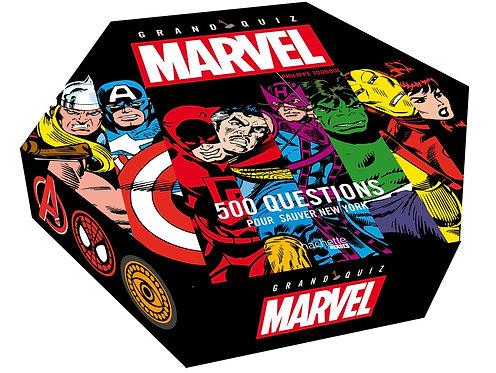 Grand Quiz Marvel: 500 questions pour sauver New York - Jeu