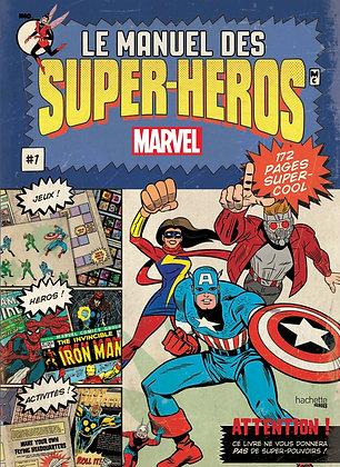 Le Manuel Des Super-Héros - Behling Steve- Hachette -  Livre