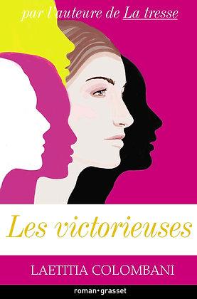 Les Victorieuses - Colombani Laetitia - Editeur Grasset