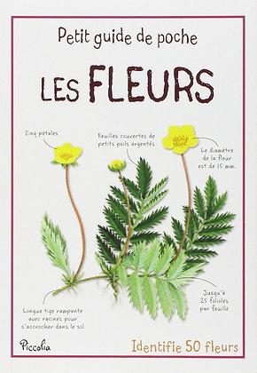 Pointez sur l'image pour zoomer Petit-guide-de-poche-Les-fleurs-Piccolia-Livre-
