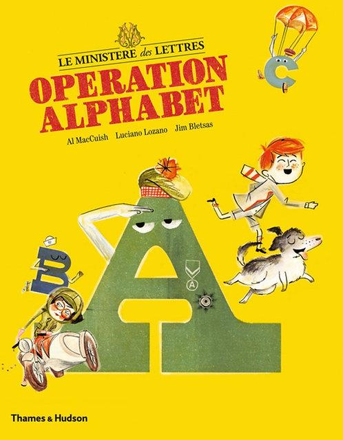 Opération Alphabet - Al Maccuish -Thames & Hudson