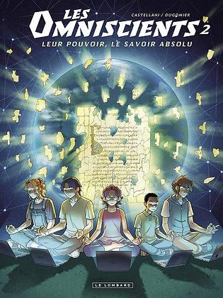 Les Omniscients - Tome 2 - Les Autres - Les Editions Du Lombard
