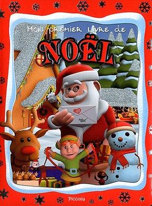 Mon Premier Livre De Noël - Piccolia - Pages cartonnées