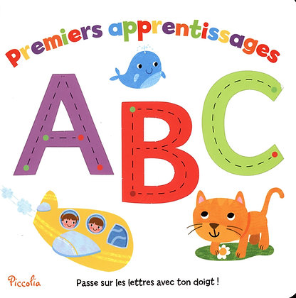 Abc - Collection Premiers Apprentissages - Piccolia