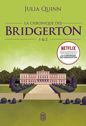 La Chronique Des Bridgerton Tomes 1 Et 2 - Daphné Et Le Duc - Anthony