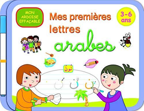 Livre ardoise - Premieres lettres arabes - Chaaraoui Najim - Editeur : Chaaraoui