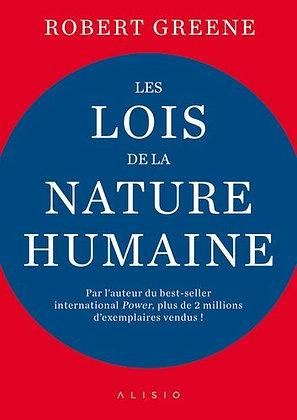Les Lois De La Nature Humaine - Greene Robert - Alisio