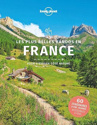 Les Plus Belles Randonnées En France - Collectif - Lonely Planet