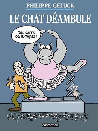 Le Chat Déambule - Philippe Geluck - Casterman