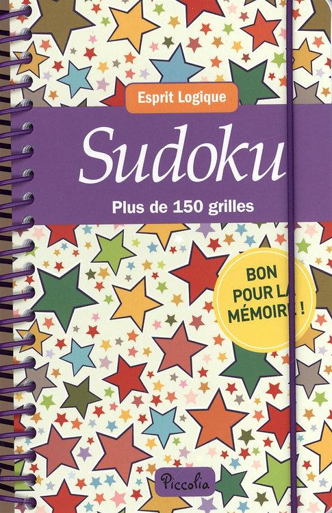 Sudoku - Plus De 150 Grilles - Piccolia - Livre jeux