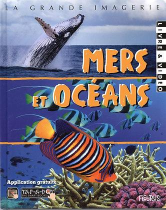 La grande imagerie livre et vidéo : Mers et océans - Cranford Elizabeth -Fleurus