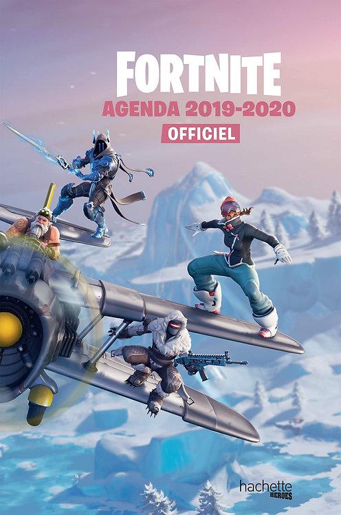 Agenda Fortnite - Hachette Pratique / Hachette Heroes - 28/08/2019