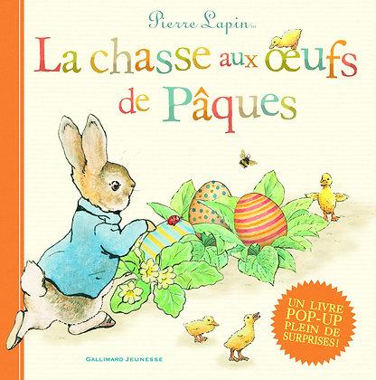 La chasse aux œufs de Pâques -  Beatrix Potter - Gallimard