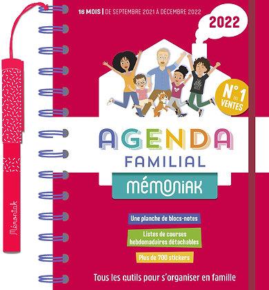 Agenda Familial Mémoniak - Tous Les Outils Pour S'organiser En Famille