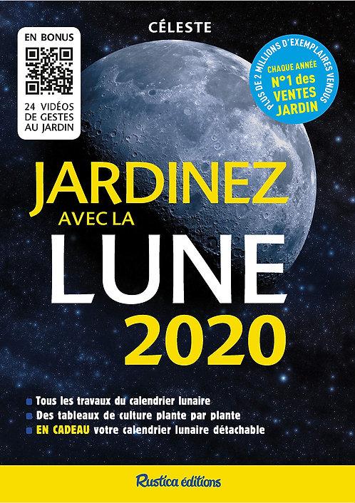 Livre - Jardinez Avec La Lune - Trédoulat Thérèse - Rustica