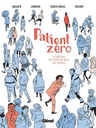 Patient zéro: À l'origine du coronavirus en France - Glénat BD