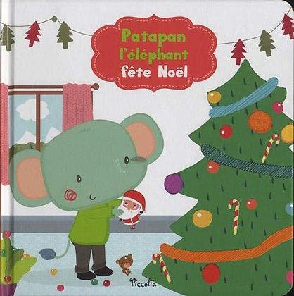 Patapan L'éléphant Fête Noël - Piccolia