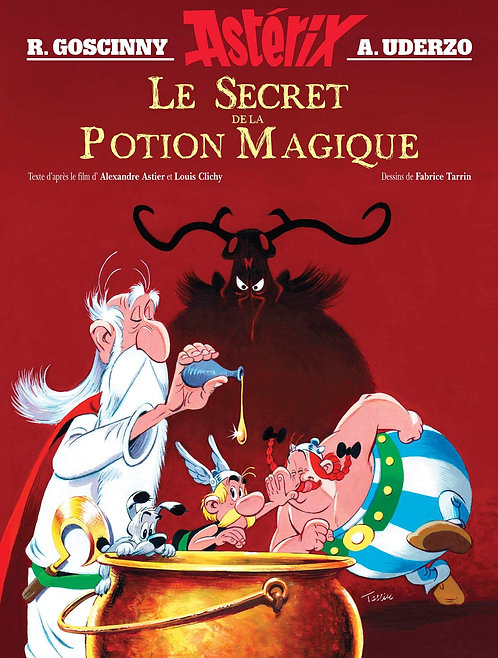 Astérix - Le Secret De La Potion Magique - Goscinny René - Albert René Editions