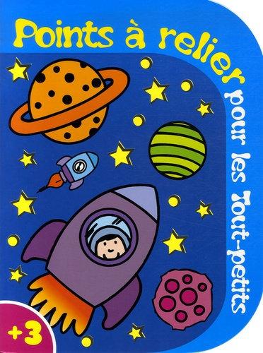 Points à relier pour les tout-petits : Espace -  Simon Abbott - Piccolia livre