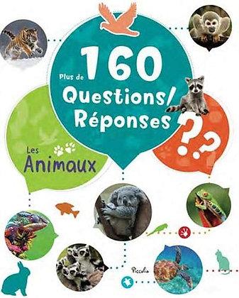 Les Animaux - Plus De 160 Questions/Réponses - Piccolia