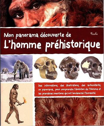 Mon Panorama Découverte De L'homme Préhistorique - Piccolia Panorama découverte