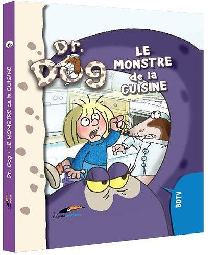 Livre Jeunesse - Le Monstre De La Cuisine -  Babette Cole - Editions Du Toucan