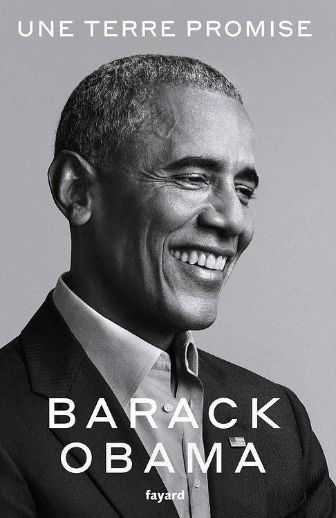 Une terre promise - Barack Obama - Fayard