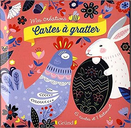Cartes à gratter Pâques - nouvelle édition Broché –  Sandrine MONNIER