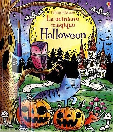 Halloween - La peinture magique - Fiona Watt - Usborne