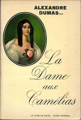 La Dame aux Camélias - ALEXANDRE DUMAS FILS - Livre de Poche 1965 comme neuf !