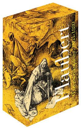 Coffret Pleiade Flaubert - Oeuvres Complètes -Tomes 4 Et 5, 1863-1880, Gallimard