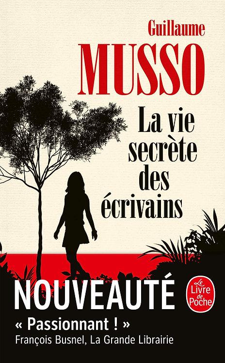 Livre de Poche - La Vie Secrète Des Écrivains - Guillaume Musso